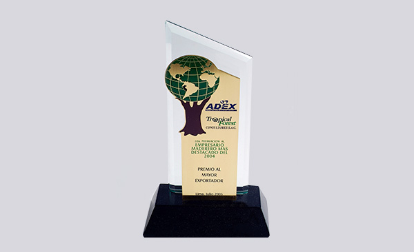 Best Wood Products Exporter Award