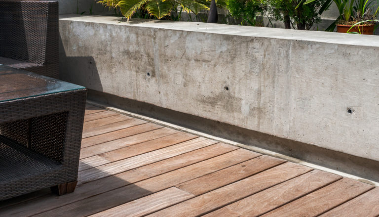 Piso decking