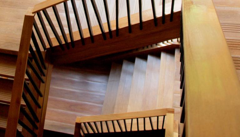 Proyecto especial de escaleras